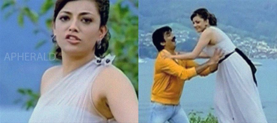 Kajal Aggarwal gels with 50-Year-Old Actor?