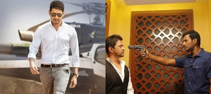 Mahesh Babu loves 'Abhimanyudu' so much - Here's what he praised about the movie!