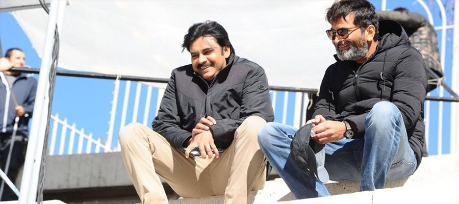What is up with Pawan and Trivikram?
