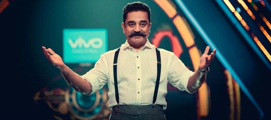 BIGG BOSS 2 Tamil Begins - Kamal Haasan gets into Controversies