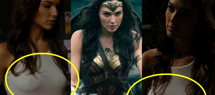Oops! moment of Gal Gadot - View Hot Pics!