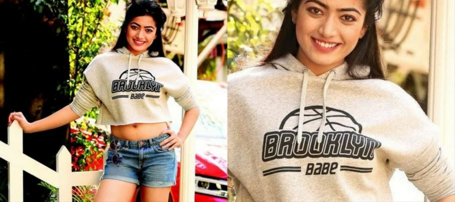 Rashmika to wear 'Khakee'