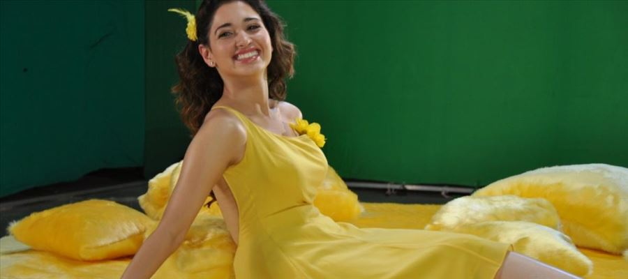 Will Tamanna get the festive date?