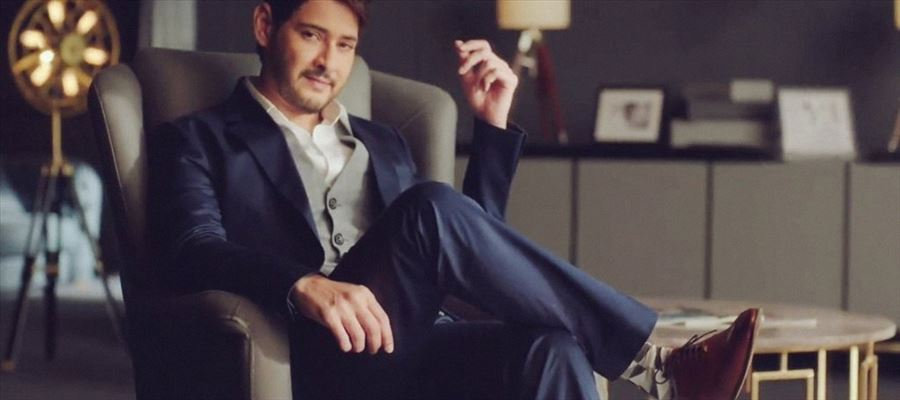 Mahesh Babu is the CEO of a Multinational Company in USA