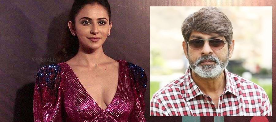 56-Year-Old Actor opens on sharing with Rakul Preet