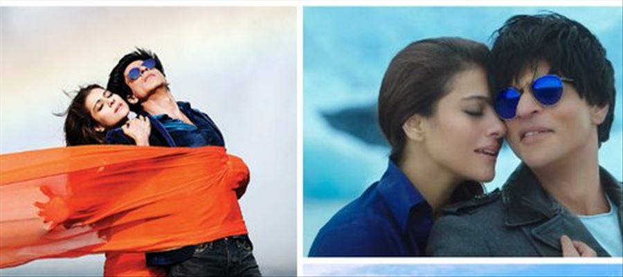"""Shah Rukh Khan's Best Super Movie recently released """"DILWALE"""" with Kajol"""