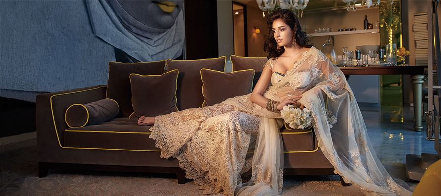 PIC TALK: Saree - The Hottest Costume in the World