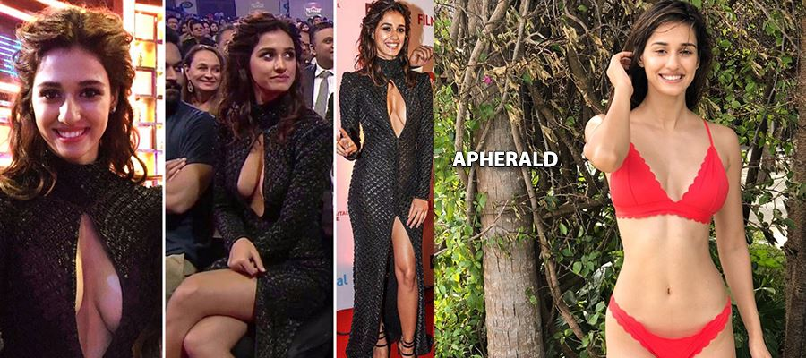 What kind of Dress is <a class='inner-topic-link' href='/search/topic?searchType=search&searchTerm=DISHA PATANI' target='_blank' title='click here to read more about DISHA PATANI'>disha patani </a>wearing in Public ?? HOTNESS REFEDINED - Check all Photos Inside