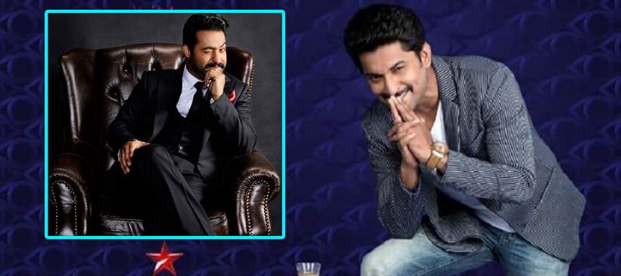 "Junior NTR advices Nani, ""How to host Bigg Boss and how to handle the contestants..."""