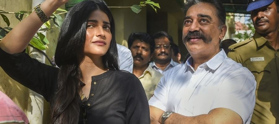 Kamal party on losing track!