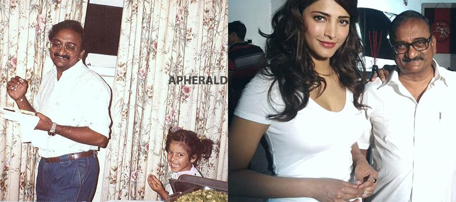 From 'SO SMALL' to 'SO BIG' - Here's how the Actor Wished SHRUTI HAASAN on her BIRTHDAY - PROOF INSIDE