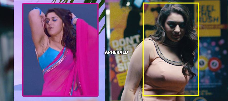 5 Oops! Moments of Hansika on-screen which you might have never noticed - HOT PHOTOS PROOF INSIDE