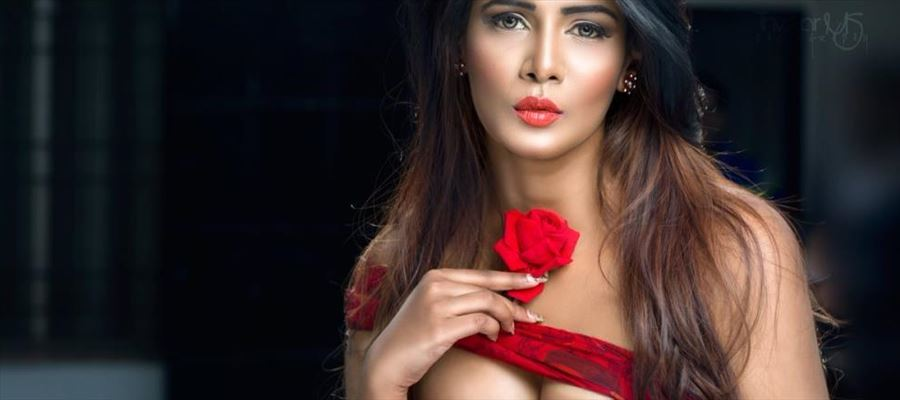 BIGG BOSS Contestant and Late Entry Actress Mitun Latest Top 5 Hot Photos