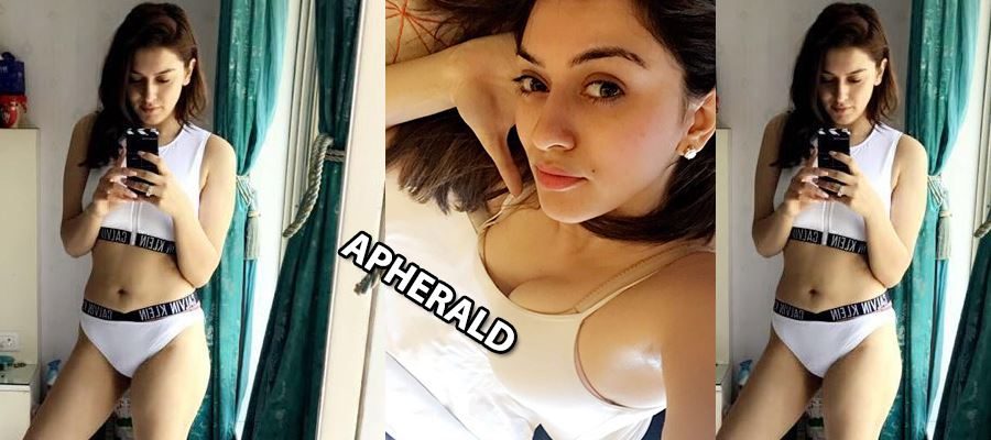 LEAKED PHOTOS ARE HACKED FROM MY MOBILE - HANSIKA says Silly Excuse