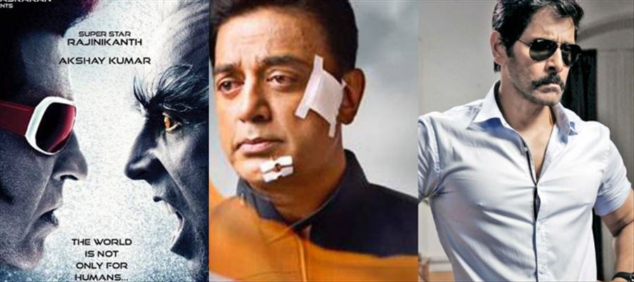 Sequel Fever takes over Kollywood - Top 5 Anticipated Sequels in the industry!