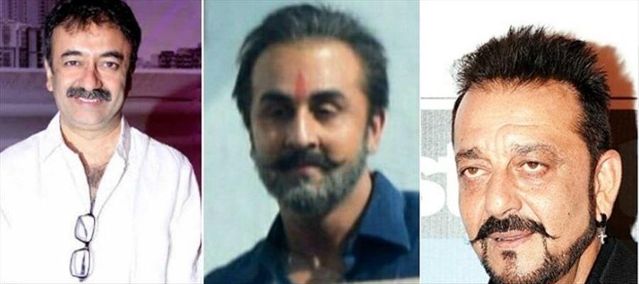 Sanjay Dutt's Biopic featuring Ranbir gets a title
