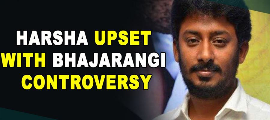 Why Harsha down with Bhajarang Controversy??