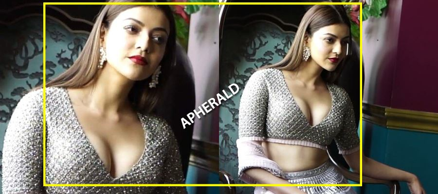 Take a BIG Gulp... Kajal Aggarwal EXPOSES TOO MUCH AGAIN - 19 UNSEEN HOT PHOTOS INSIDE