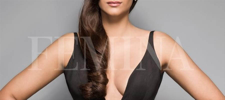 HOT Photos - Dhanush's Heroine Flaunts 'AMPLE' cleavage show for FEMINA
