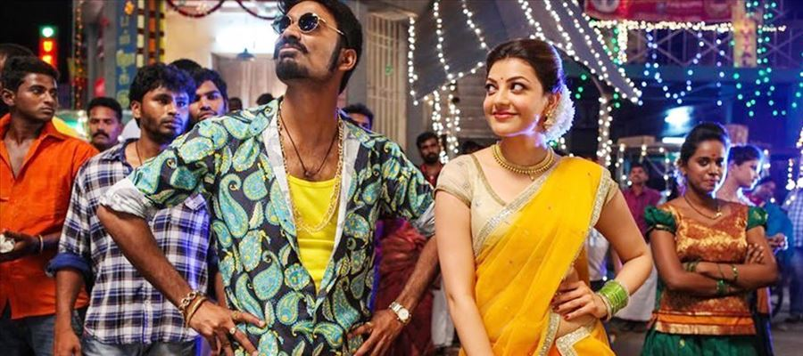 Dhanush reaches Climax