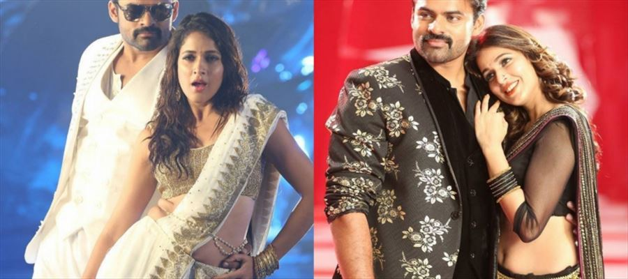 FIRST REPORT - Intelligent - Lavanya's curves, Sai Dharan Tej Energy are the only good things here!
