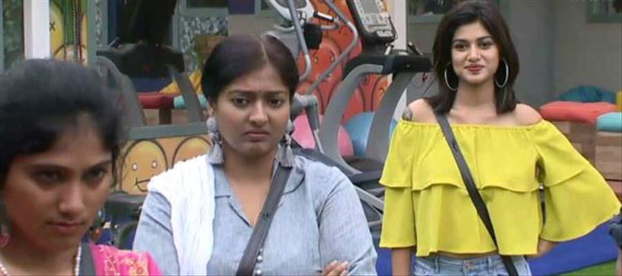 How are Oviya, Julie, Gayathri and Suja treated after BIGG BOSS Tamil Show?