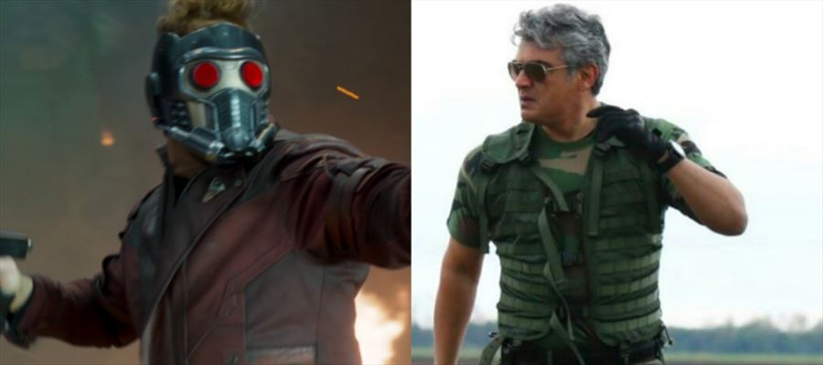 'THALA' AJITH - The New GUARDIAN OF THE GALAXY