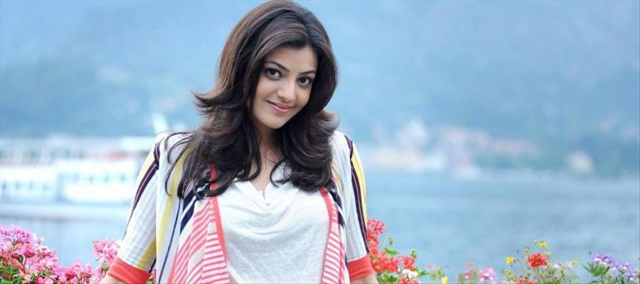 Kajal Aggarwal opens to 'This' Hero for the First time