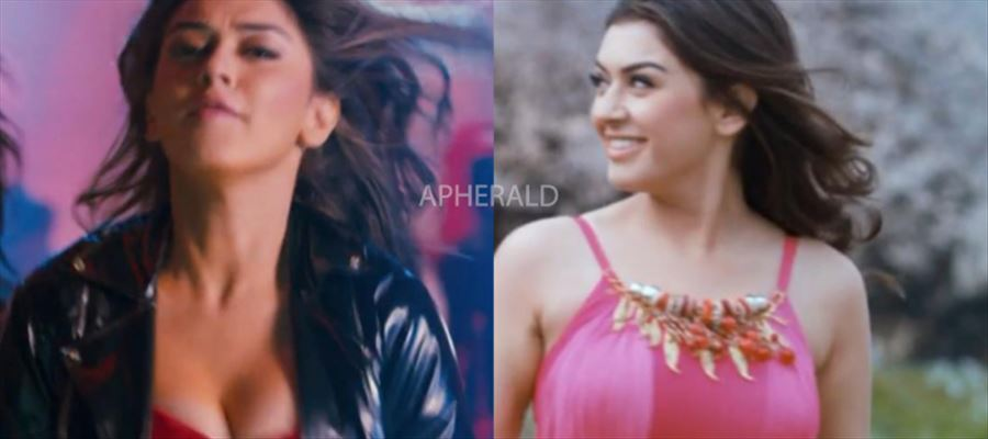 Hansika completed 50 movies?