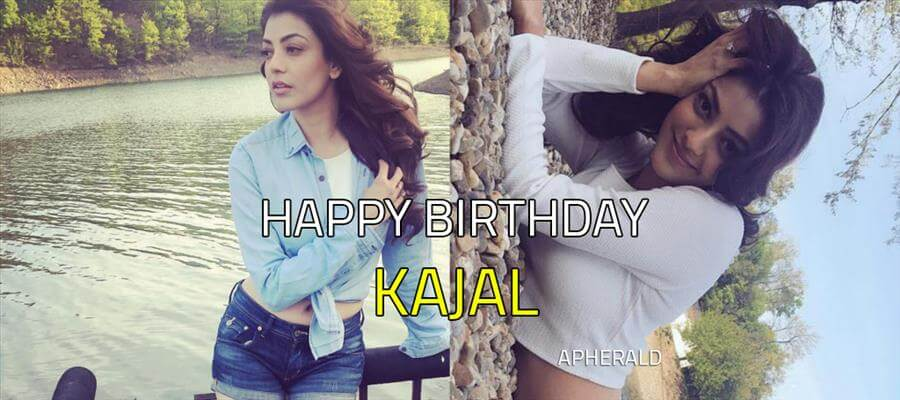 #HappyBirthdayKajal - Uber Cool Chick's 5 Style Vibes which gives you Fashion goals