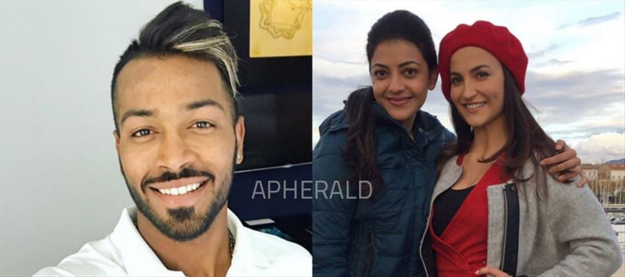 Got Suspended - Hardik takes Girlfriend on a vacay?