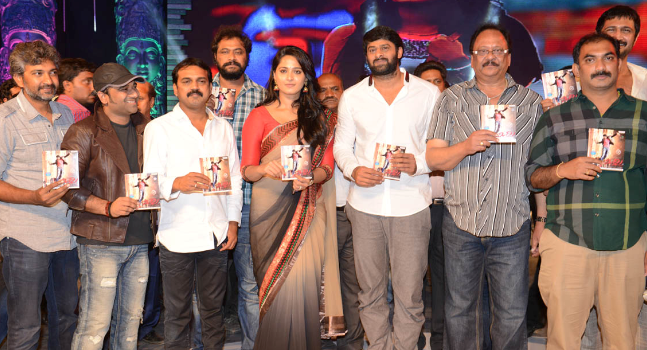 High lights at Prabhas 'Mirchi' audio release