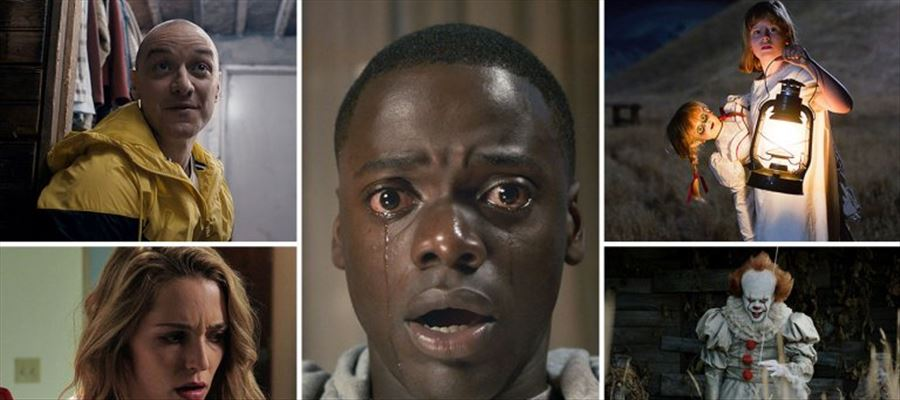 Get ready to be scared, very scared - A complete list of Horror flicks