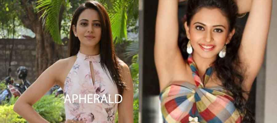 Rakul ready for the Challenge