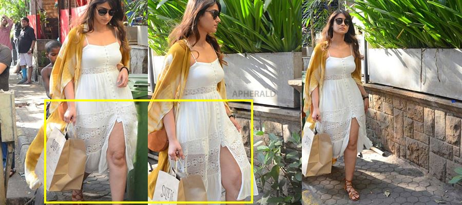Plump Ileana photo goes viral - Check them Inside!