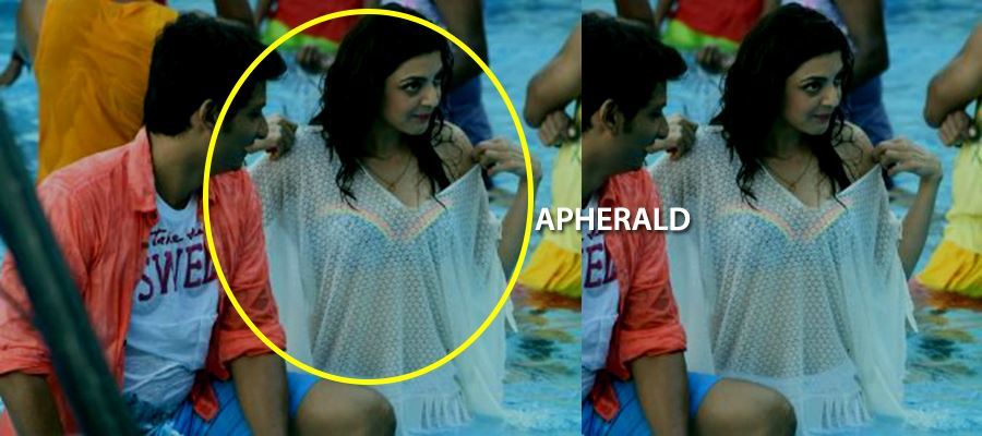 OMG... Kajal Aggarwal to work again with 'THAT' Actor...