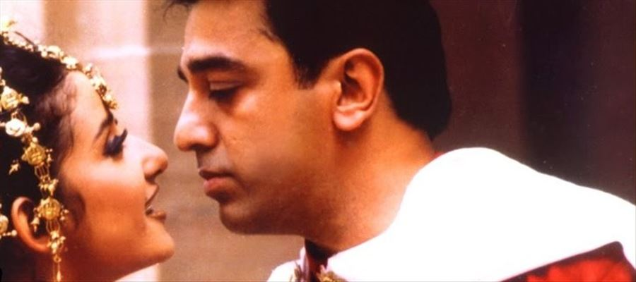 Is KAMAL HAASAN choosing SUCH MOVIES with Political intentions?