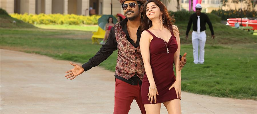#KANCHANA3 Review - FIRST REPORT - Movie has Comedy, Glamour, Horror. But everything is over-the-top and irritating - SKIP IT
