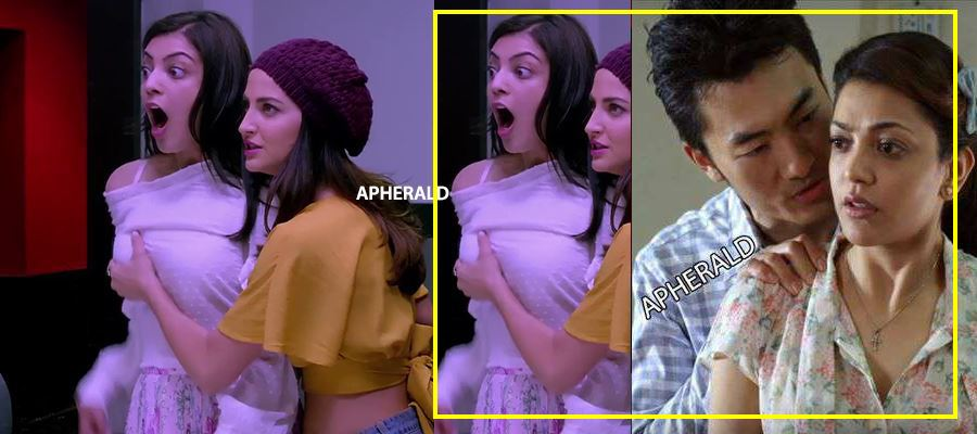 Kajal Aggarwal goes BOLD like a SOFT PORN Actress and has acted in 'VULGAR' scenes