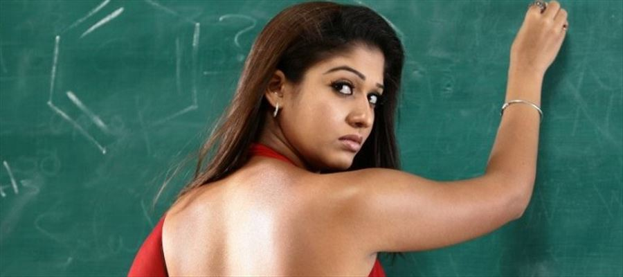 DOUBLE TREAT from Nayantara too?
