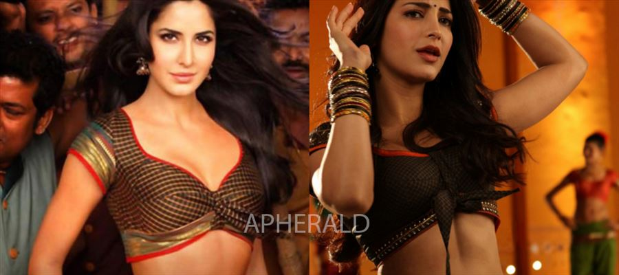 Katrina Kaif or Shruti Haasan - Who is Hotter?