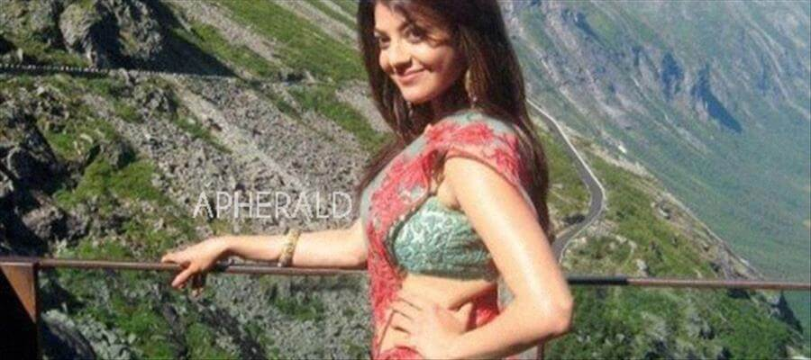 Why Does KAJAL BEHAVES like 'THIS' at SHOOTING SPOT?