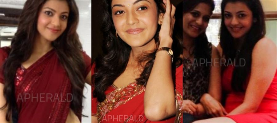 Hotness Alert! These 5 Oops! moments of KAJAL AGGARWAL behind the cameras is just SPICY n SAUCY for eyes!