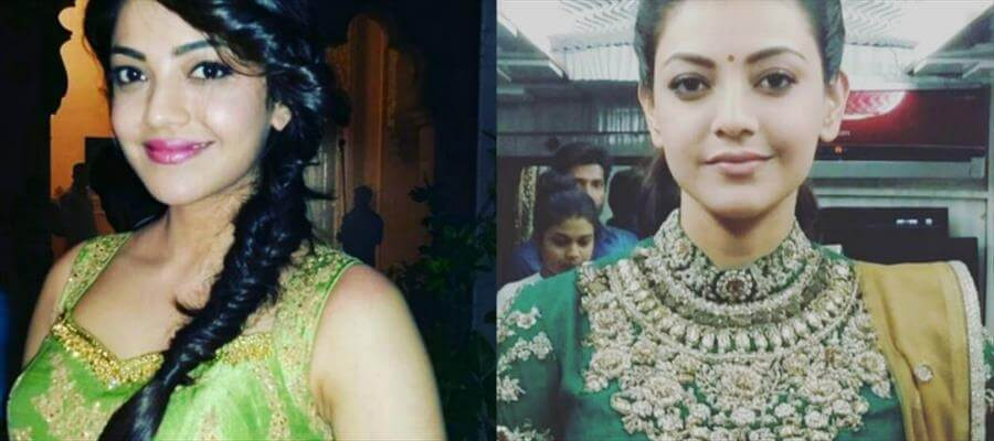 Kajal's friend exposes her 'HOT' images from 'Behind the Scenes'