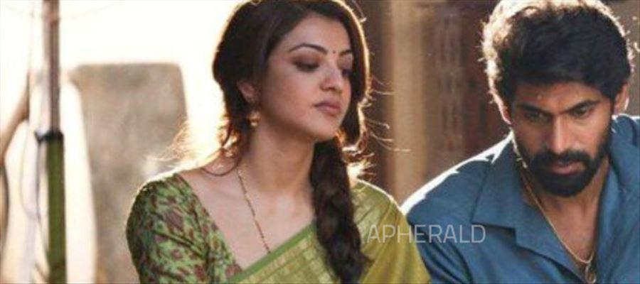 Rana seeks Kajal