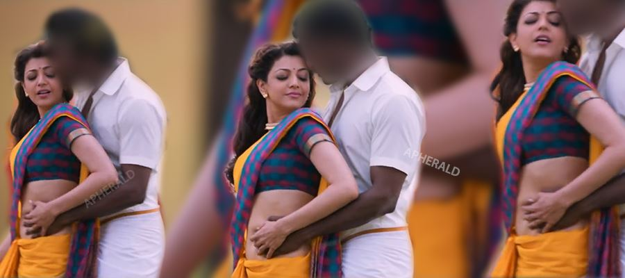 CAUGHT RED-HANDED WITH PROOF: Actor in Drunken state Squeezes Kajal Aggarwal's Waist 'FOR REAL'