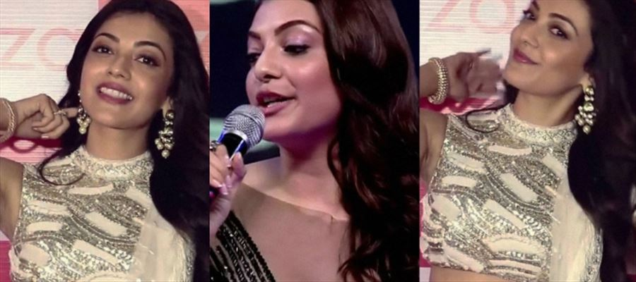 Is Kajal wearing revealing outfits for more chances?