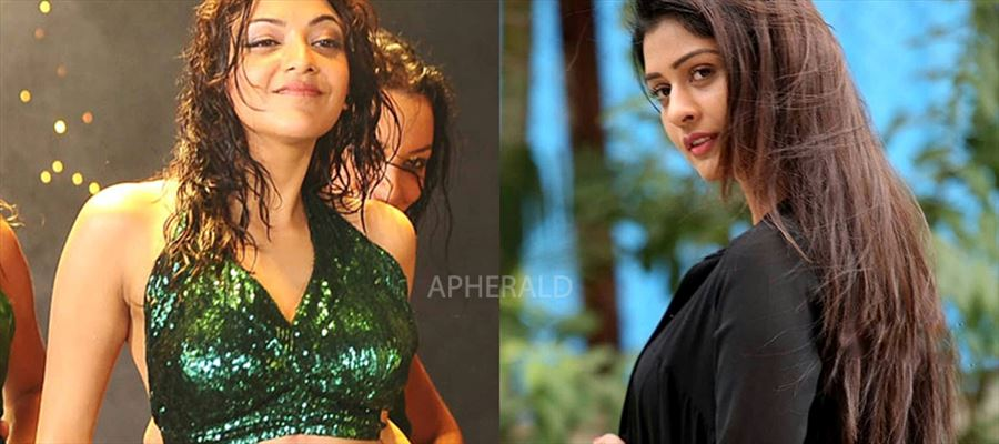 Kajal Aggarwal gets competition from Bold Hot Actress