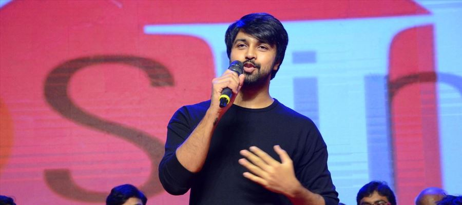 Chiranjeevi's Alludu Approaches Cyber Crime Police