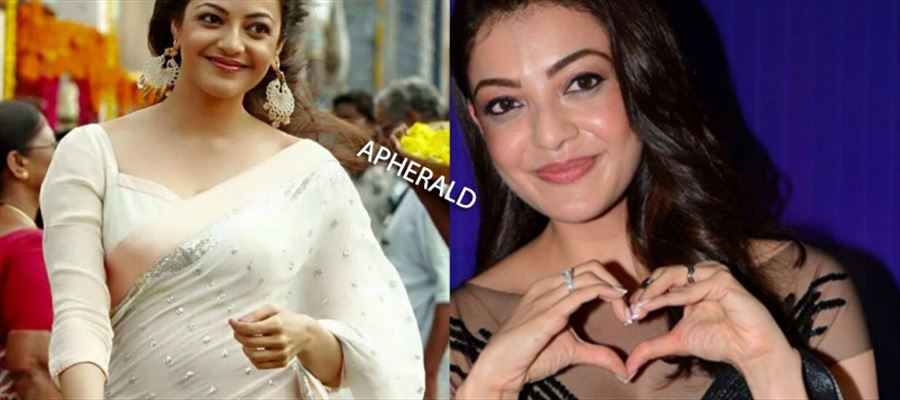"""""""I and Kajal Aggarwal went to Same School... and since that time we are..."""""""